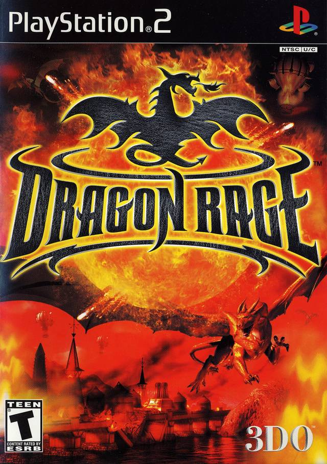Dragon Rage - PlayStation 2