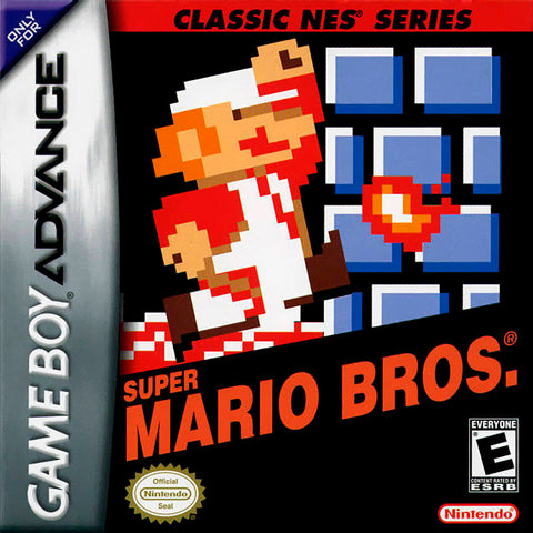 Classic NES Series: Super Mario Bros. - Game Boy Advance [USED]