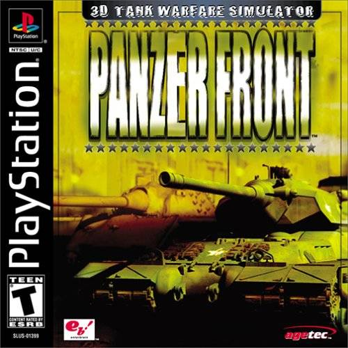Panzer Front - PlayStation