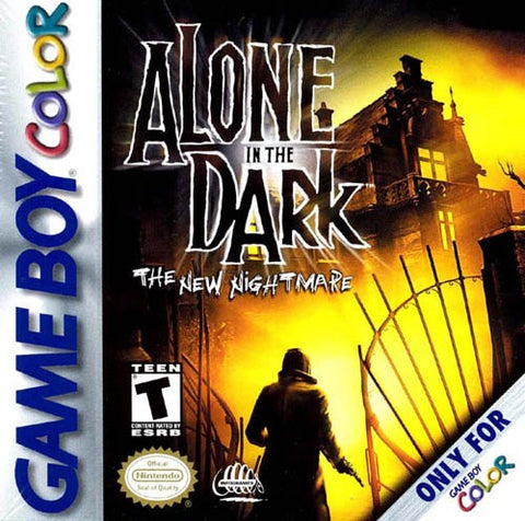 Alone in the Dark: The New Nightmare - Game Boy Color [USED]