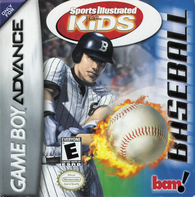 Sports Illustrated for Kids: Baseball - Game Boy Advance (Sports, 2001, US )