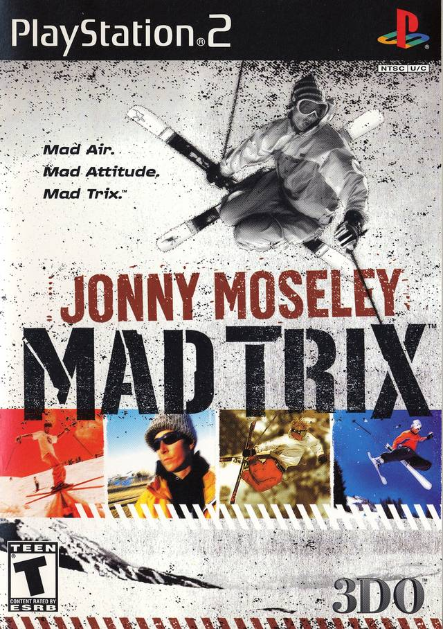 Jonny Moseley Mad Trix - PlayStation 2