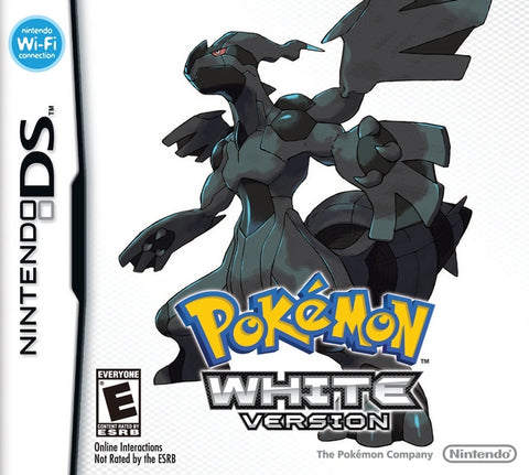 Pokemon White Version - Nintendo DS