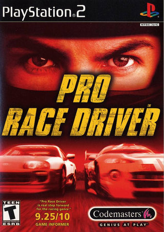 Pro Race Driver - PlayStation 2