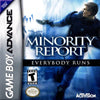 Minority Report: Everybody Runs - Game Boy Advance