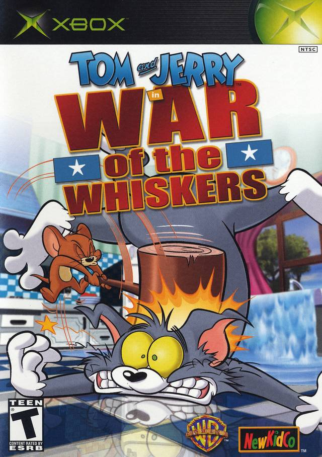 Tom & Jerry in War of the Whiskers - Xbox