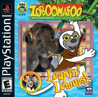 Zoboomafoo: Leapin' Lemurs! - PlayStation
