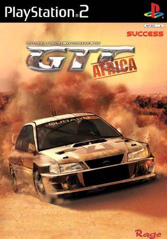 Global Touring Challenge: Africa - PlayStation 2 (Japan)