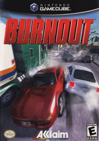 Burnout - GameCube [USED]
