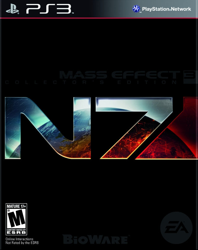 Mass Effect 3 (N7 Collector's Edition) - PlayStation 3