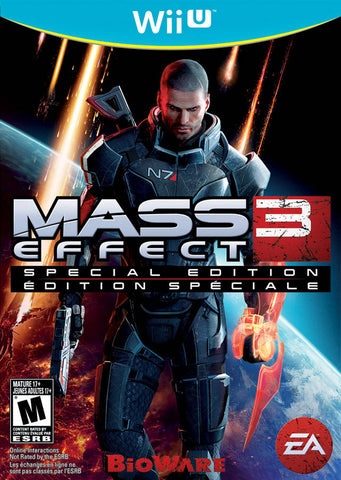 Mass Effect 3: Special Edition - Nintendo Wii U [NEW]