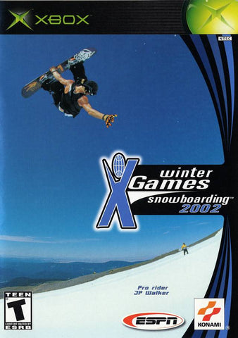 ESPN Winter X-Games Snowboarding 2002 - Xbox