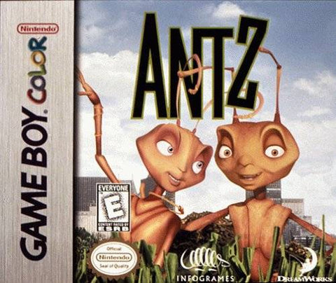 Antz - Game Boy Color [USED]