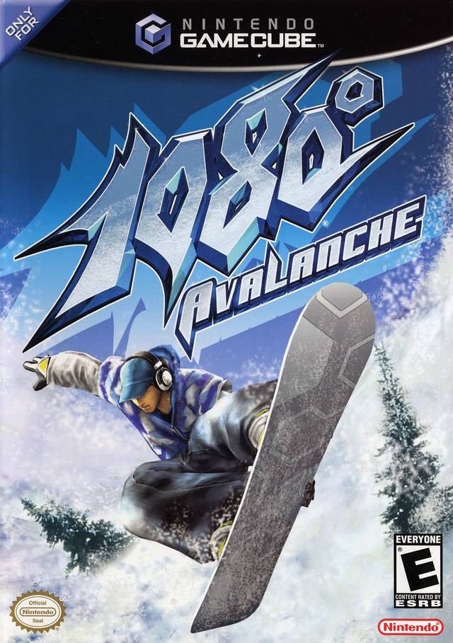 1080: Avalanche - GameCube [NEW]
