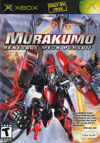 Murakumo: Renegade Mech Pursuit - Xbox