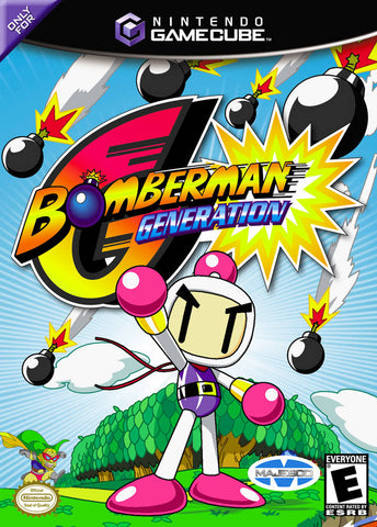 Bomberman Generation - GameCube [USED]