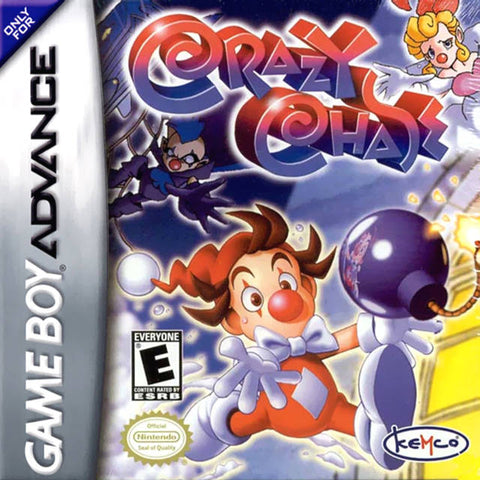 Crazy Chase - Game Boy Advance [NEW]