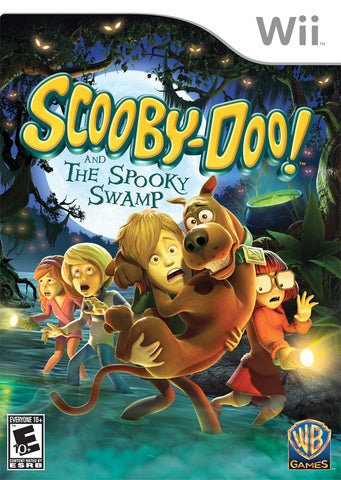 Scooby-Doo! and the Spooky Swamp - Nintendo Wii [USED]