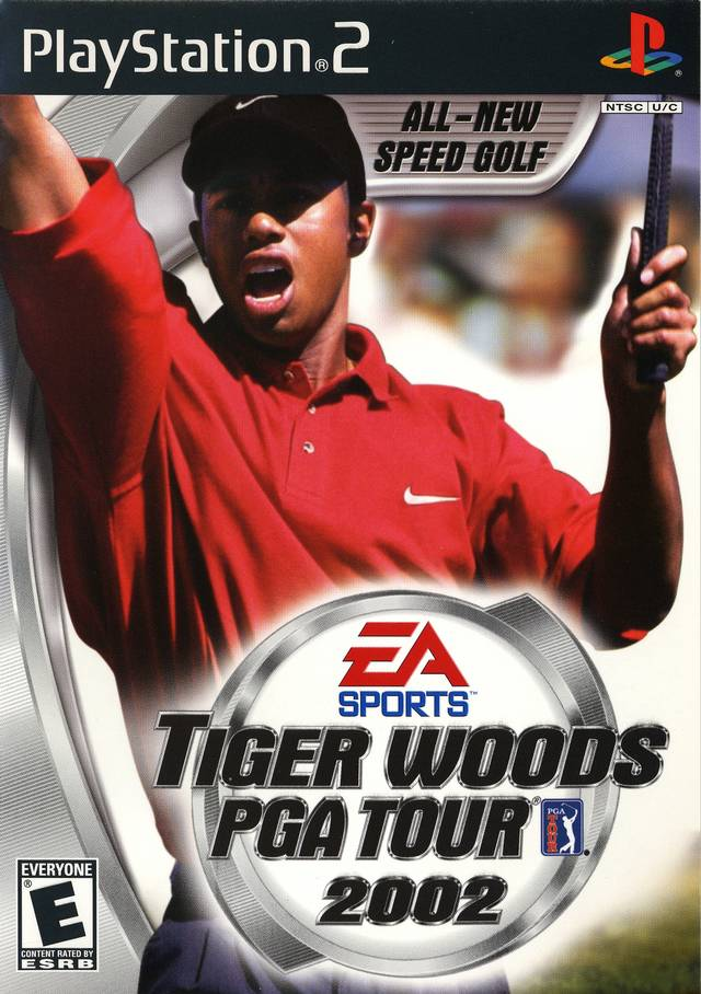 Tiger Woods PGA Tour 2002 - PlayStation 2