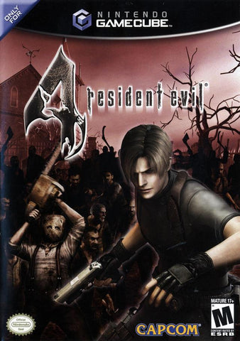 Resident Evil 4 - GameCube [USED]