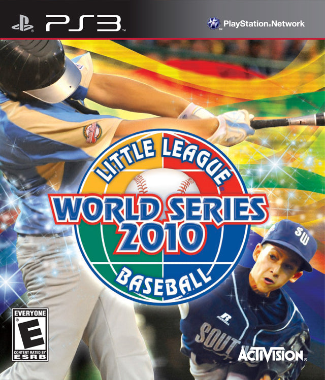 Little League World Series Baseball 2010 - PlayStation 3