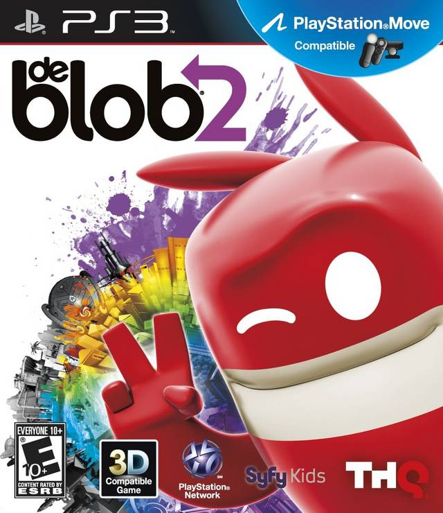 de Blob 2 - PlayStation 3