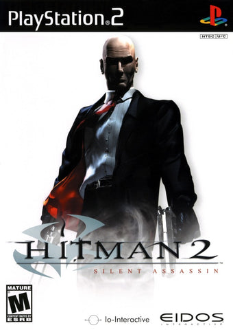 Hitman 2: Silent Assassin - PlayStation 2
