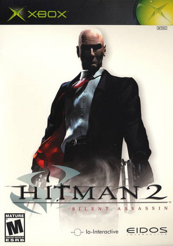Hitman 2: Silent Assassin - Xbox