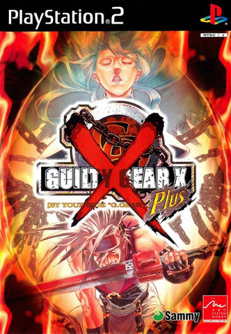 Guilty Gear X Plus - PlayStation 2 (Japan)
