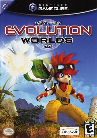 Evolution Worlds - Gamecube