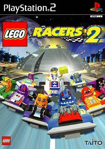 LEGO Racers 2 - PlayStation 2 (Japan)