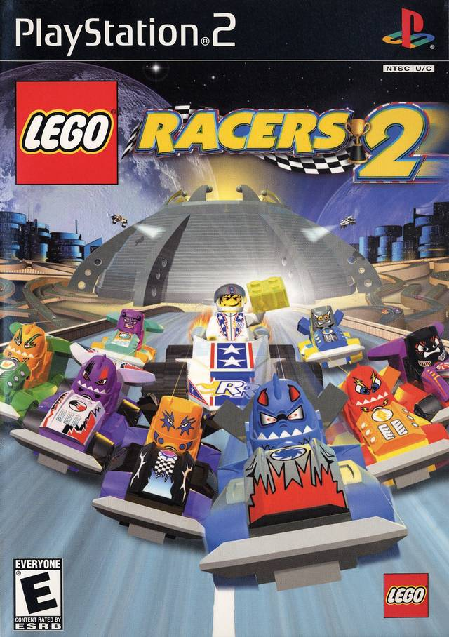 LEGO Racers 2 - PlayStation 2