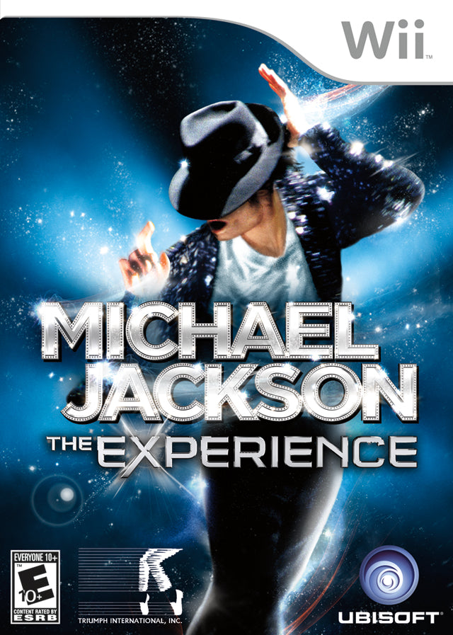 Michael Jackson The Experience - Nintendo Wii [USED]