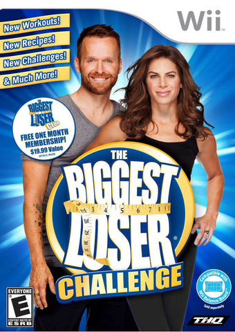 The Biggest Loser Challenge - Nintendo Wii [USED]