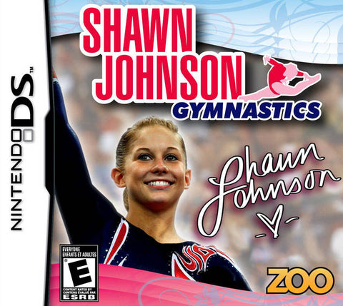 Shawn Johnson Gymnastics - Nintendo DS