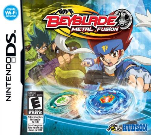 Beyblade: Metal Fusion - Nintendo DS