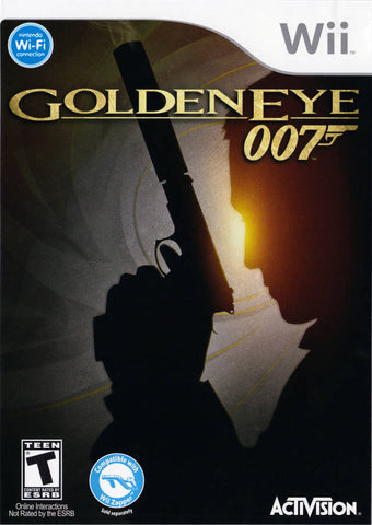 GoldenEye 007 - Nintendo Wii [NEW]