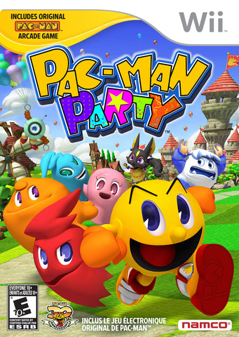 Pac-Man Party - Nintendo Wii [USED]
