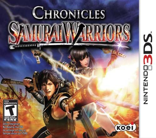 Samurai Warriors Chronicles - Nintendo 3DS [USED]
