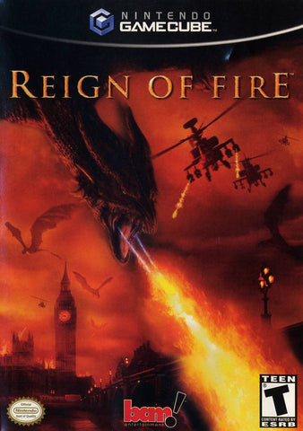 Reign of Fire - GameCube [USED]