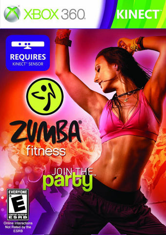 Zumba Fitness: Join the Party - Xbox 360