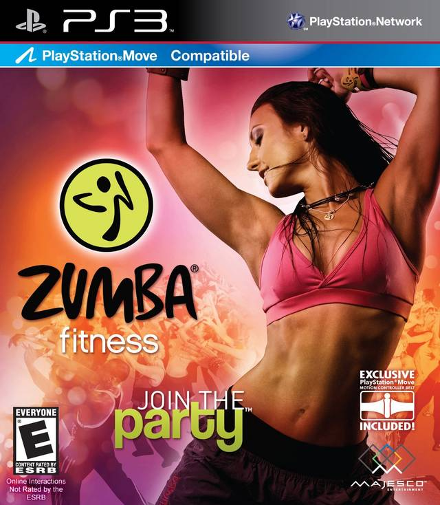 Zumba Fitness: Join the Party - PlayStation 3