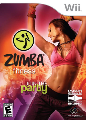 Zumba Fitness: Join the Party - Nintendo Wii [USED]