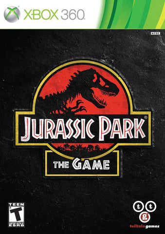 Jurassic Park: The Game - Xbox 360