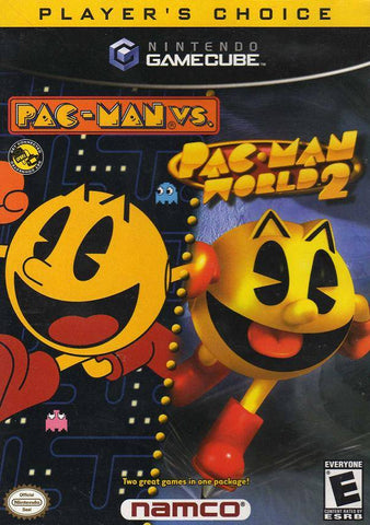 Pac-Man Vs. / Pac-Man World 2 (Player's Choice) - GameCube [USED]