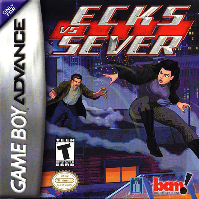 Ecks vs. Sever - Game Boy Advance (FPS, 2001, US )
