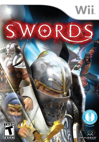 Swords - Nintendo Wii [USED]