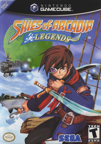Skies of Arcadia Legends - GameCube [NEW]