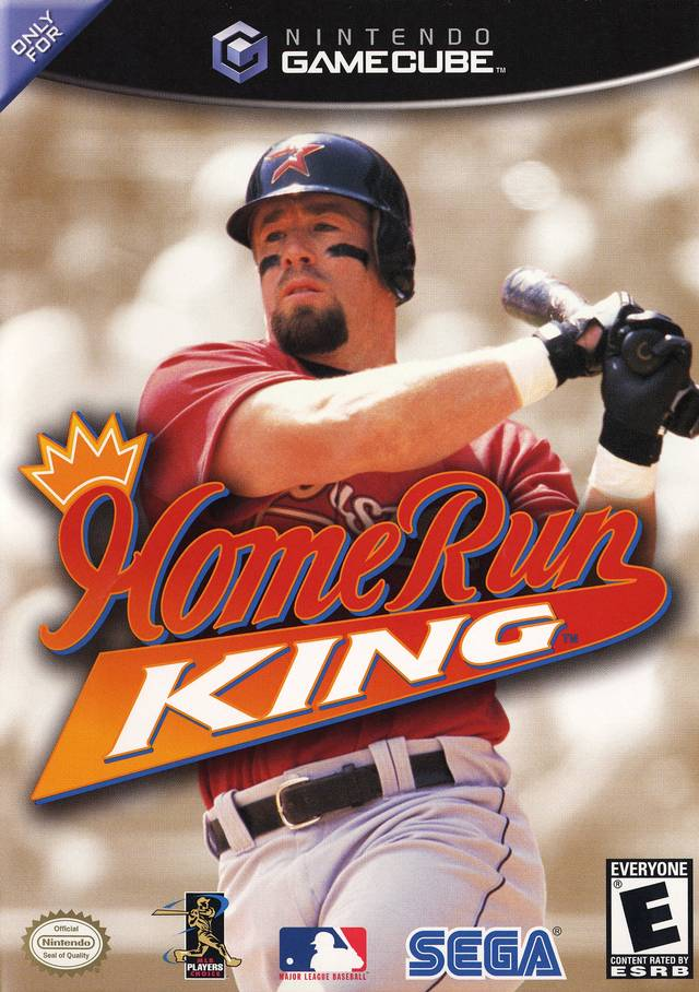 Home Run King - GameCube [USED]