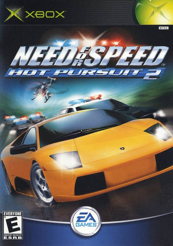 Need for Speed: Hot Pursuit 2 - Xbox